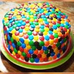 tortas con rocklets